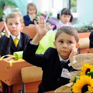 Школы Амдермы